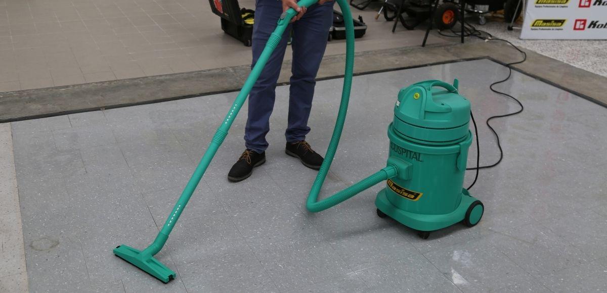 Filtración SANIFILTER, ¿qué es y por qué lo necesitas en tus equipos de limpieza?