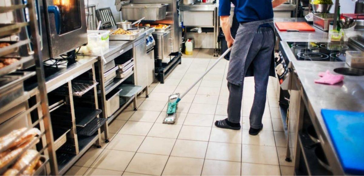 ¿Sabes cada cuanto deberías hacer una limpieza profunda en tu restaurante?