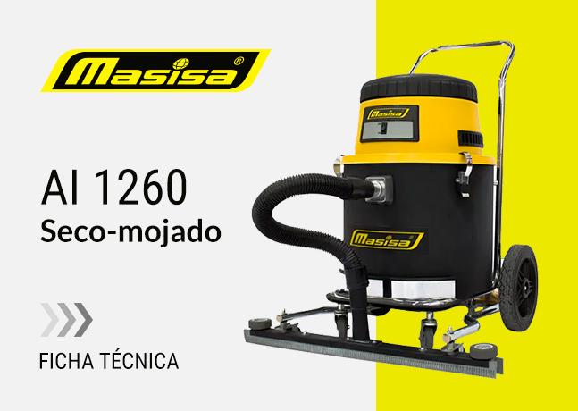 Especificaciones técnicas AI 1260 <span>Seco-mojado</span>