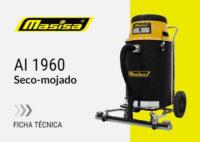 Especificaciones técnicas AI 1960  <span>Seco-mojado</span>