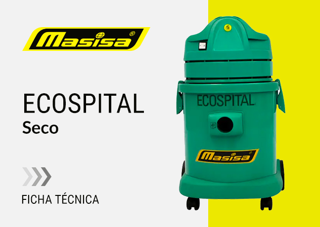 Especificaciones técnicas Ecospital <span>Seco</span>