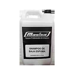Shampoo de baja espuma