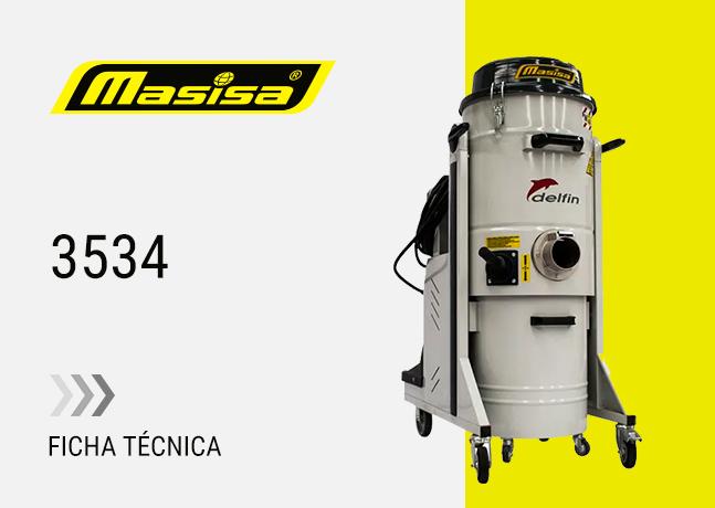 Especificaciones técnicas 3534
