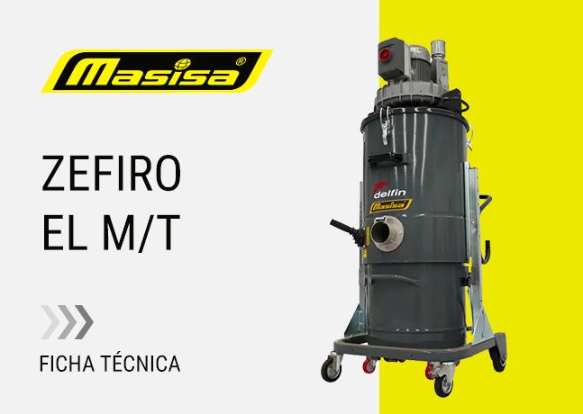 Especificaciones técnicas ZEFIRO EL M/T