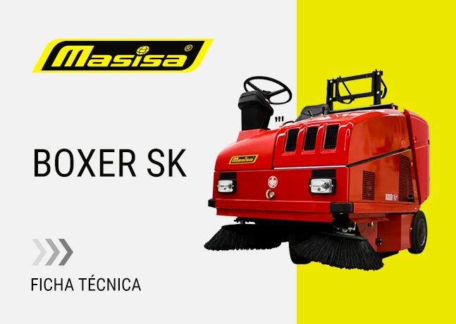 Especificaciones técnicas BOXER SK