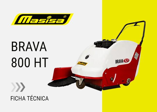 Especificaciones técnicas BRAVA 800 HT