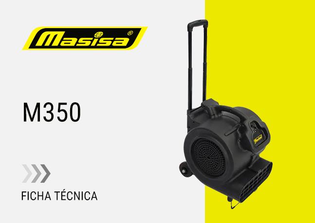Especificaciones técnicas M350