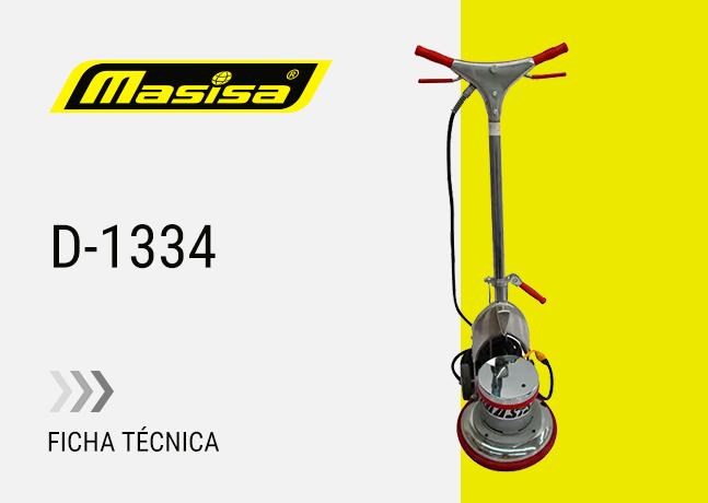 Especificaciones técnicas D-1334