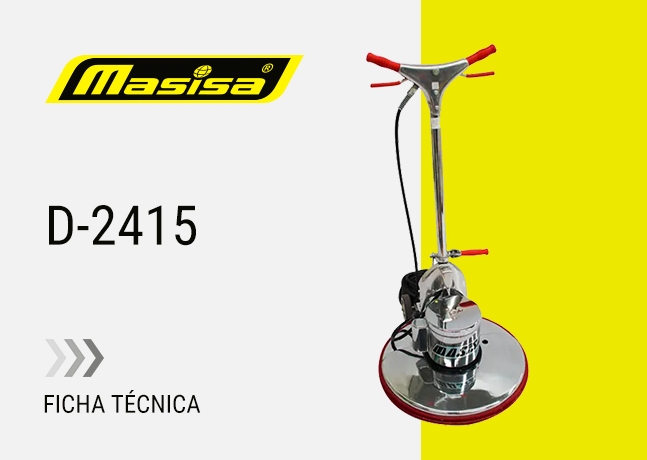 Especificaciones técnicas D-2415