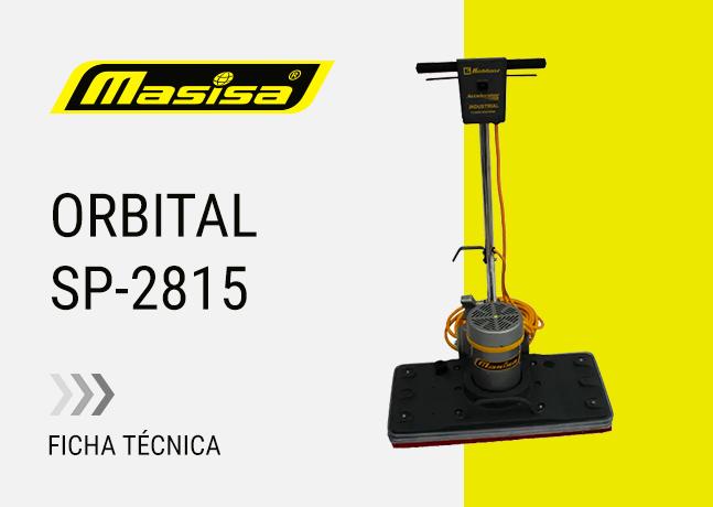 Especificaciones técnicas Orbital SP-2815
