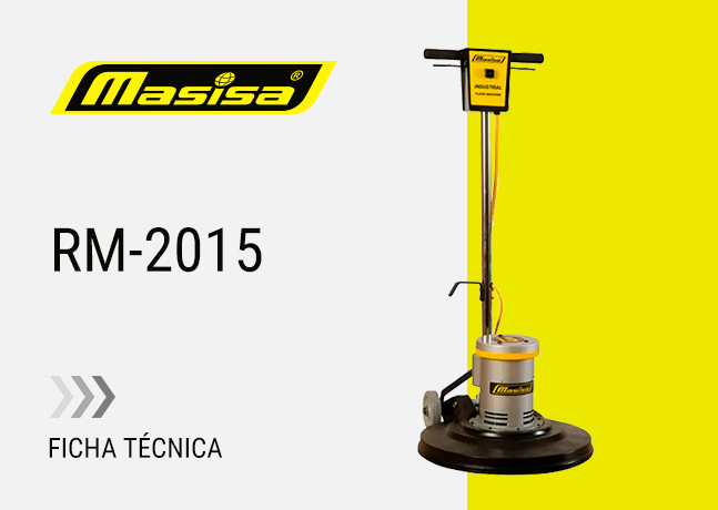 Especificaciones técnicas RM-2015