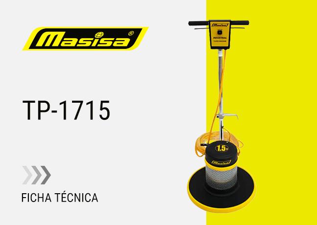Especificaciones técnicas TP-1715