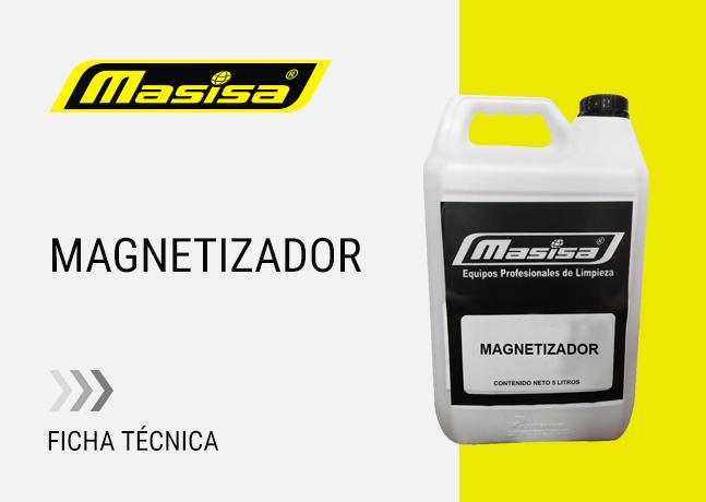 Especificaciones técnicas Magnetizador