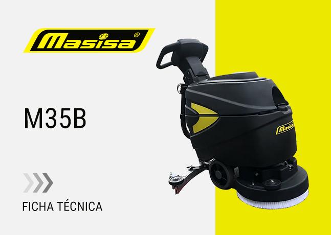 Especificaciones técnicas M35B