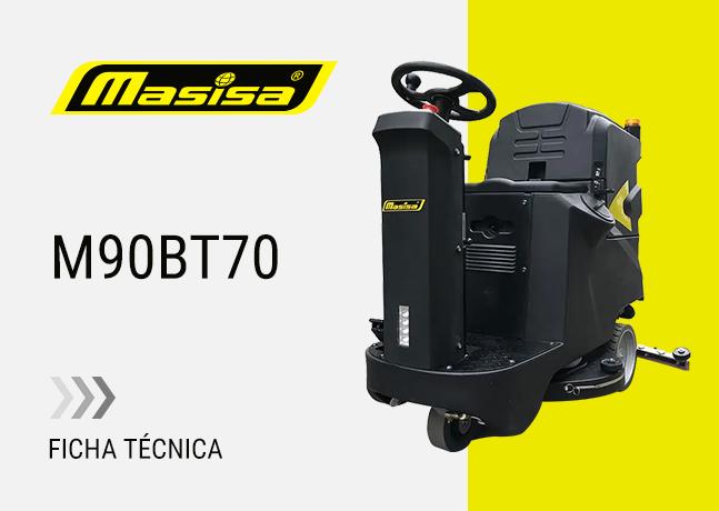 Especificaciones técnicas M90BT70