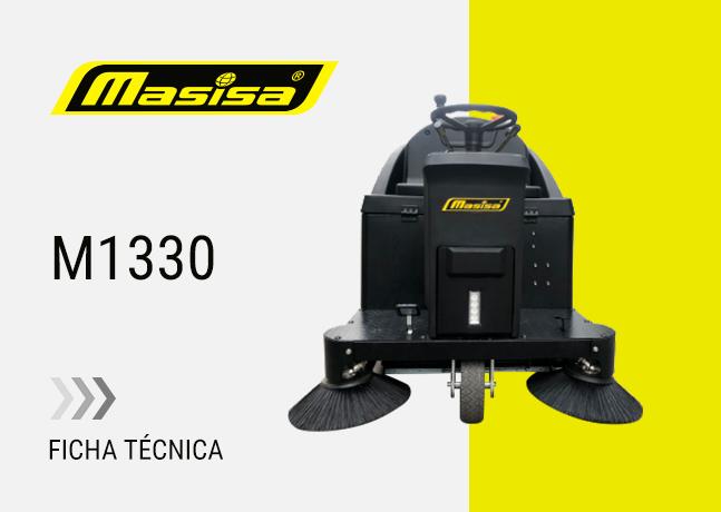 Especificaciones técnicas M1300