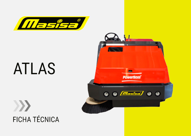 Especificaciones técnicas ATLAS