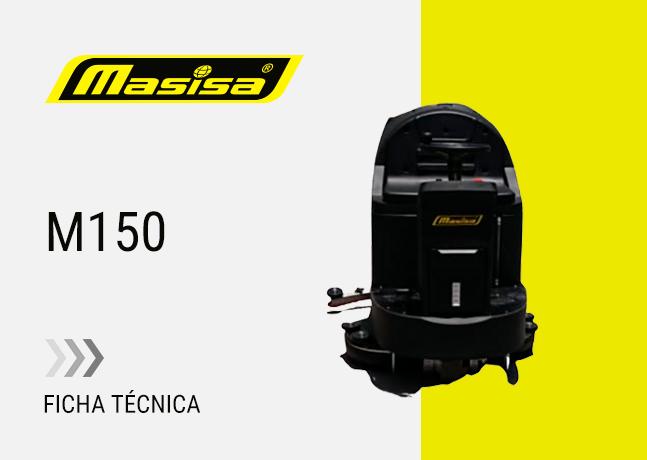 Especificaciones técnicas M150